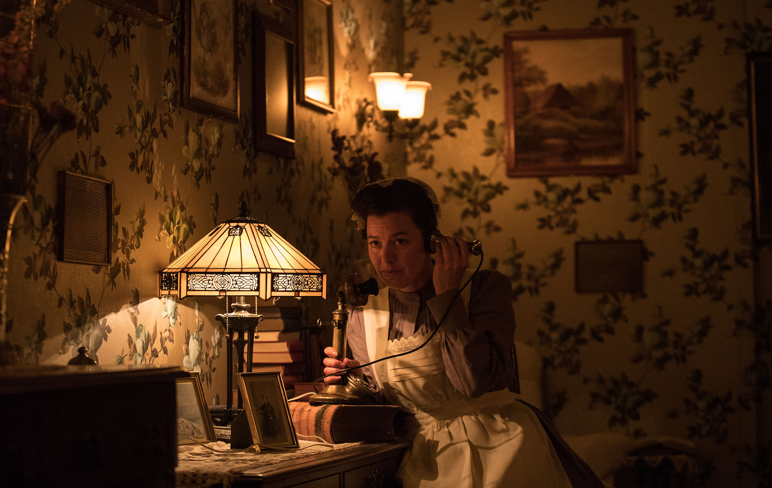 The War of The Worlds Immersive Experience - Dining room