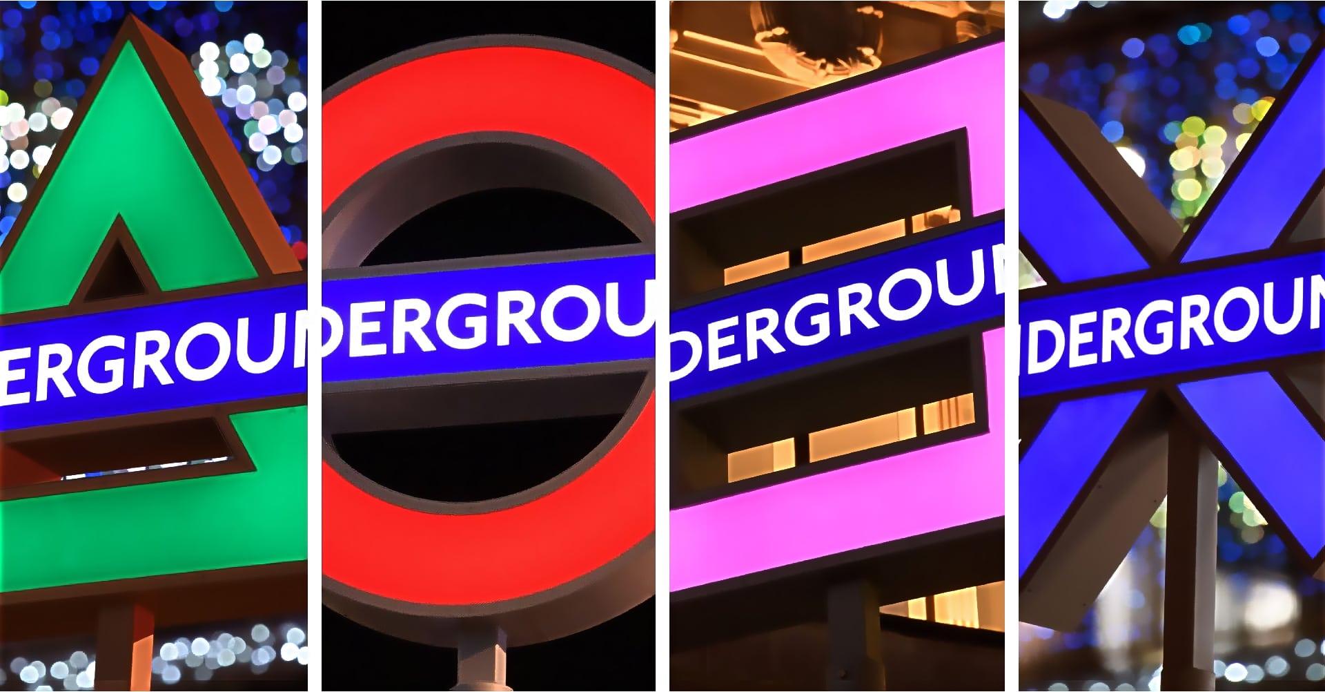 playstation London Underground